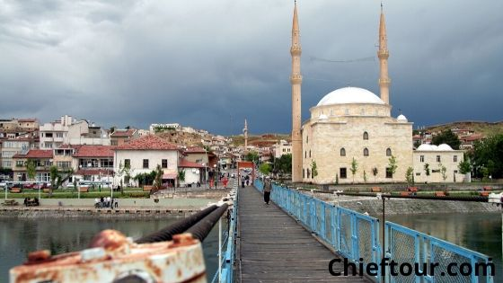 Avanos, Beautiful attractive city: