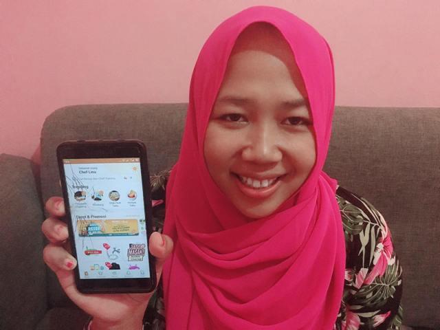 Yummy App Aplikasi Buat Para Mama Bikin Betah di Rumah