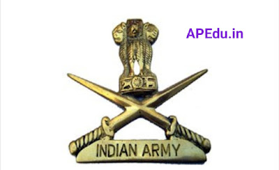 Indian Army Notification for replacement of Indian Army Technical Non Technical posts