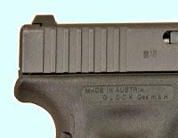 Glock normal serrations