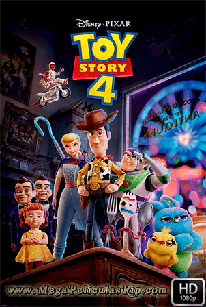 Toy Story 4 [1080p] [Latino-Ingles] [MEGA]