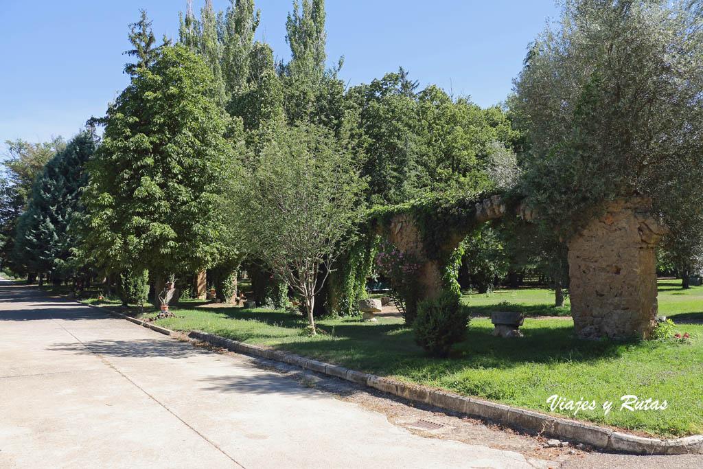 Acueducto de Villagarcía de Campos