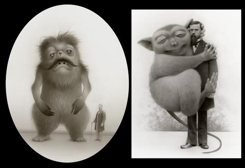 00-Travis-Louie-Surreal-Illustrations-of-Fantasy-Beings-www-designstack-co