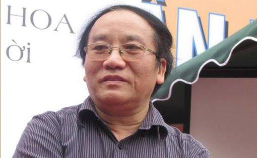 Nhà thơ Trần Đăng Khoa bị vu khống phản động, kêu gọi đánh Trung Quốc