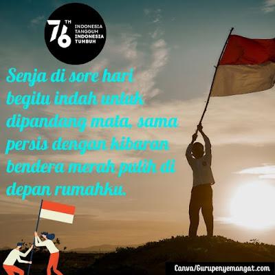 Gambar dan Kartu Ucapan Hari Kemerdekaan Indonesia 17 Agustus 2021 (2)