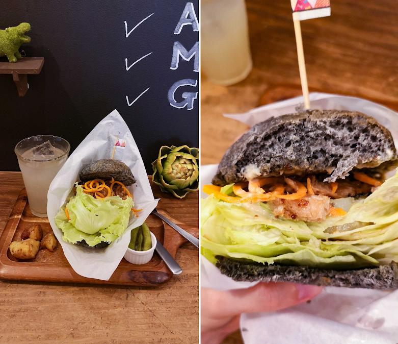 Vegantic to go: Veganer Burger in Tokyo