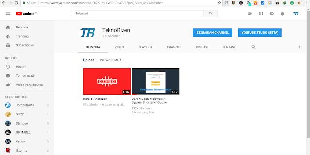 Cara Download Foto Profil YouTube Orang Lain Secara HD Tutorial Download Foto Profil YouTube Orang Lain Secara HD