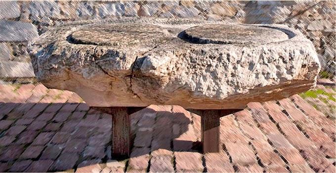 Παρουσιάστηκε ο μοναδικός διπλός ληνός που έχει βρεθεί στη Λέσβο