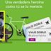 La aerolinea Volaris premia a ciclista que rescató a perrito