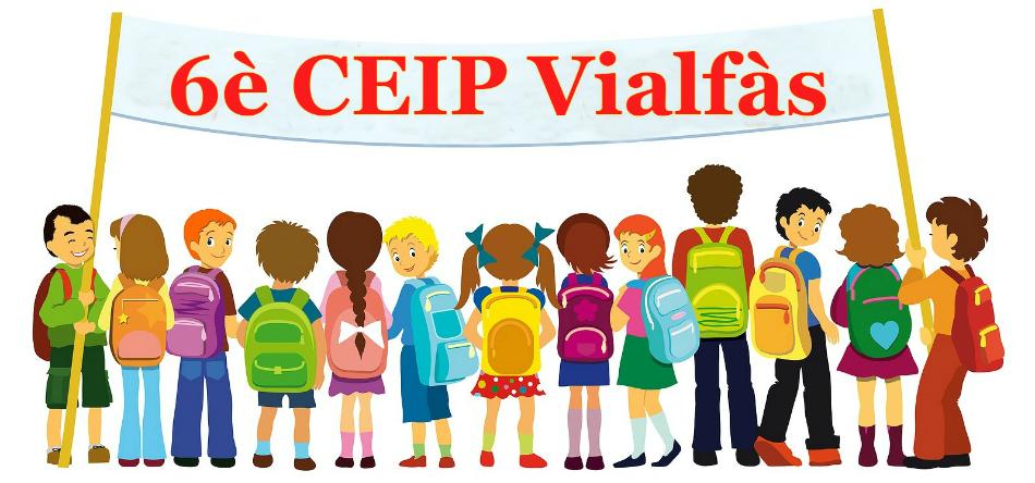 CEIP VIALFÀS - 6è A i B Primària (2021/2022)