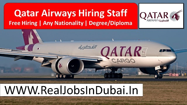 Qatar Airways Jobs In Qatar - 2021