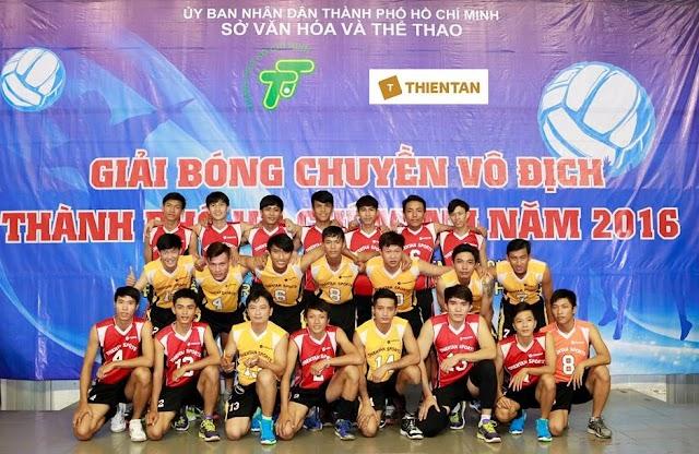 Giải vô địch TPHCM 2019: Sân chơi bổ ích của phong trào