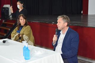 Chajarí: Galimberti señaló que se evaluará la situación día a día y que, si se complica, habrá que retroceder