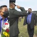 Kisah Anggota TNI Hormat ke Anaknya yang Perwira: Anakku Komandanku
