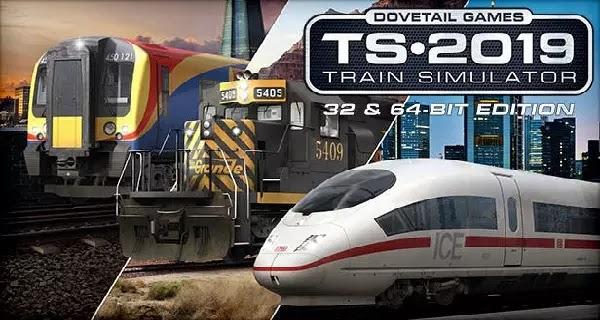game simulator train terbaik offline pc