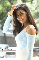 Anisha Ambrose Latest Pos Skirt at Fashion Designer Son of Ladies Tailor Movie Interview .COM 0880.JPG