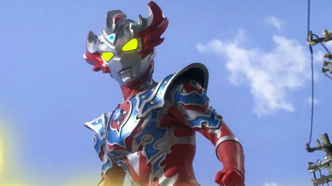 Ultraman Taiga Episode 16 Subtitle Indonesia