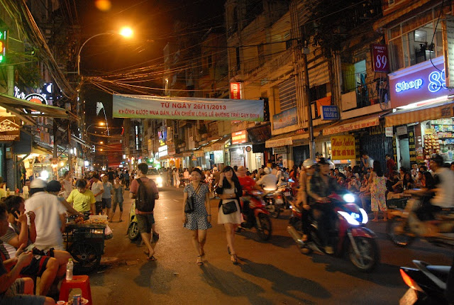 Sleepless in Ho Chi Minh City: a tourism initiative 3