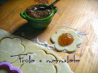 come farcire i biscotti di crema nutella o marmellata