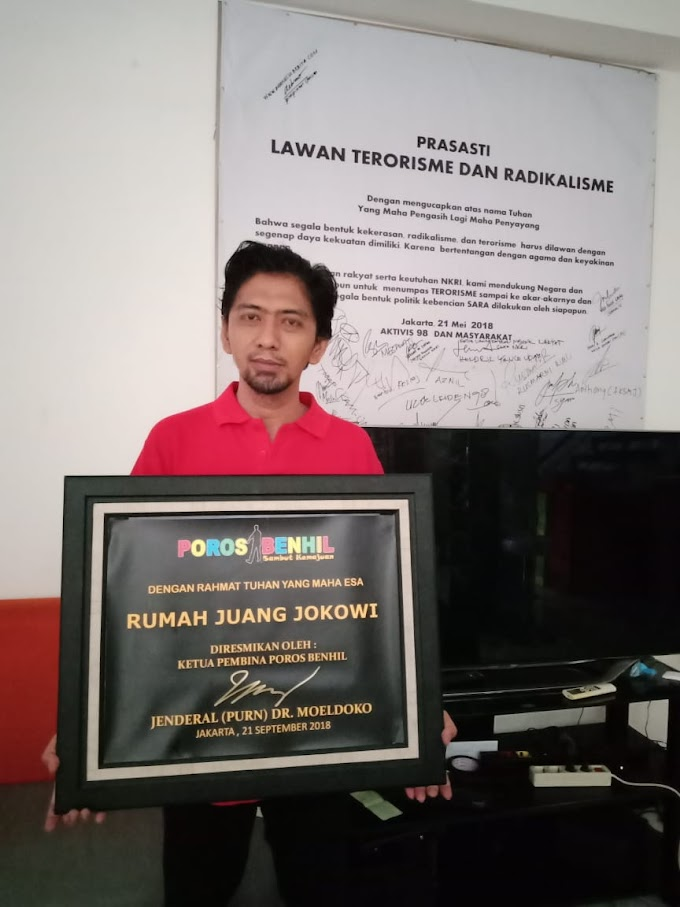 Denny Agiel Prasetyo, S.Psi  TOKOH REFORMIS 98 DENGAN VISI KEPEMUDAAN , LINGKUNGAN DAN OLAHRAGA
