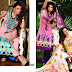Sitara Sapna New Lawn Prints designs 2013-14 -Colorful stylish shalwar kameez