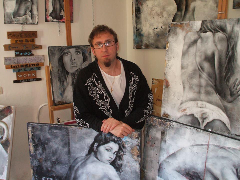 Por amor al arte: Marco Rubiero