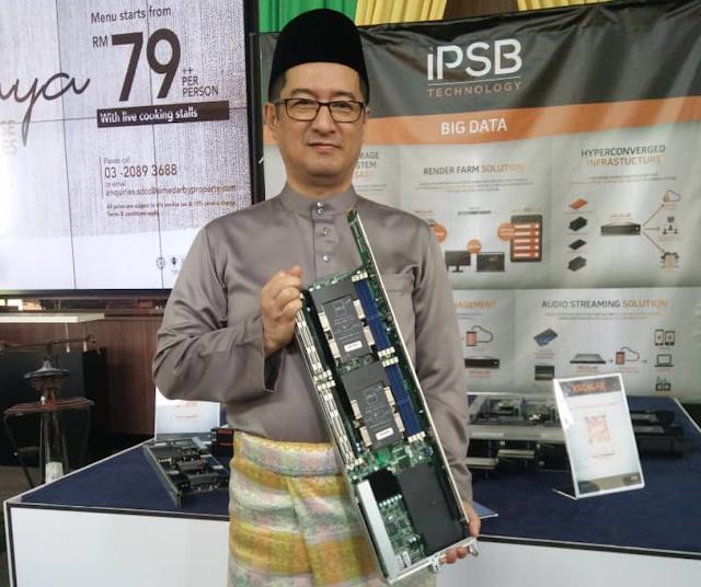 XSCALAR SERVER BUATAN MALAYSIA PERTAMA KOS EFEKTIF HASIL IPSB