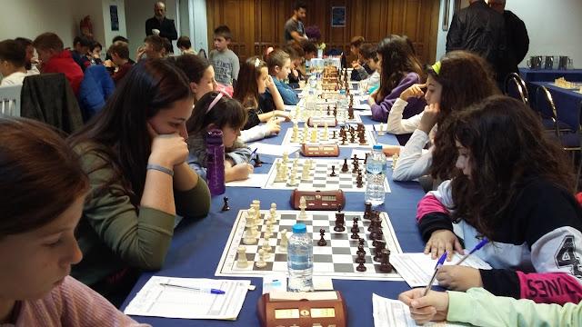 Διακρίσεις για αθλητές της Σκακιστικής Ακαδημίας Ναυπλίου στην Καλαμάτα