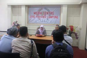 DPRD Provinsi Lampung Umumkan Hasil Seleksi Anggota Komisi Informasi
