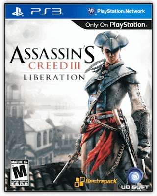 Download Assassins Creed Liberation HD PS3 Torrent 2013