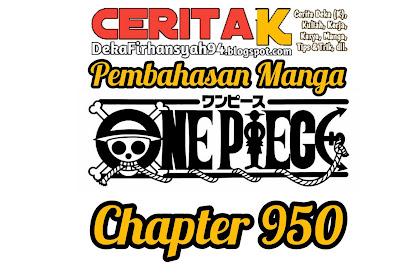 Pembahasan Manga One Piece Chapter 950, Momonosuke mewarisi kebesaran Oden