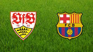 مباراة برشلونة وشتوتجارت اليوم