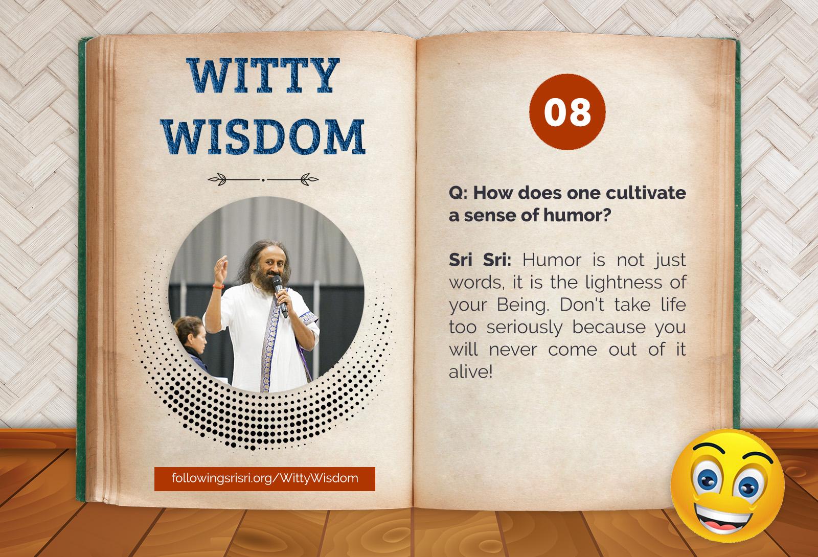 Humor | Witty Wisdom