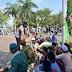 Polwan Polres Ciamis Melakukan Aksi Sosial Peduli Pencegahan Penyebaran Covid-19