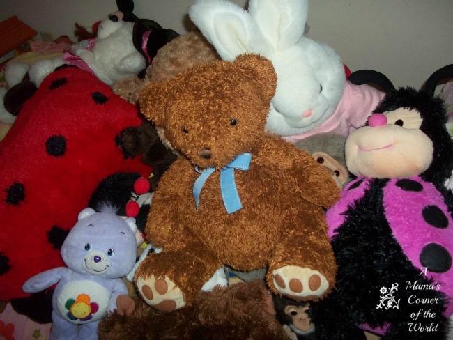 The Boon Animal Bag Stuffed Animal Storage