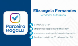 VENDEDORA AUTORIZADA MAGALU