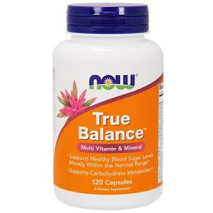 Now Foods - True Balance