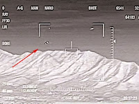 Rekaman Rahasia Pesawat Tempur US Kejar UFO