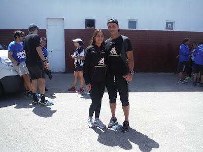 runcrosstrail - Nuno Gonçalves e Denise Pereira