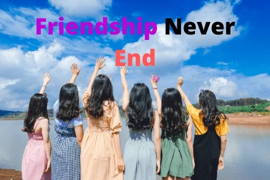 friendship never end