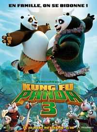 Kung Fu Panda 3 (2016) Hindi - English 700MB Download