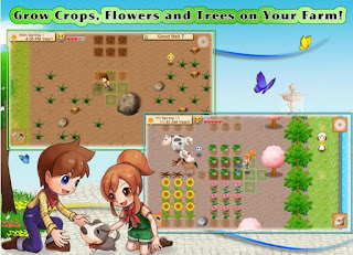Harvest Moon Seeds Of Memories Mod Apk+Data
