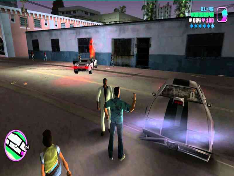 Gta vice city modified highly compressed free download | pc softwares.