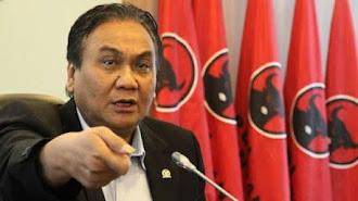 PDIP Sentil Ganjar Pranowo Terlalu Ambisius Jadi Capres