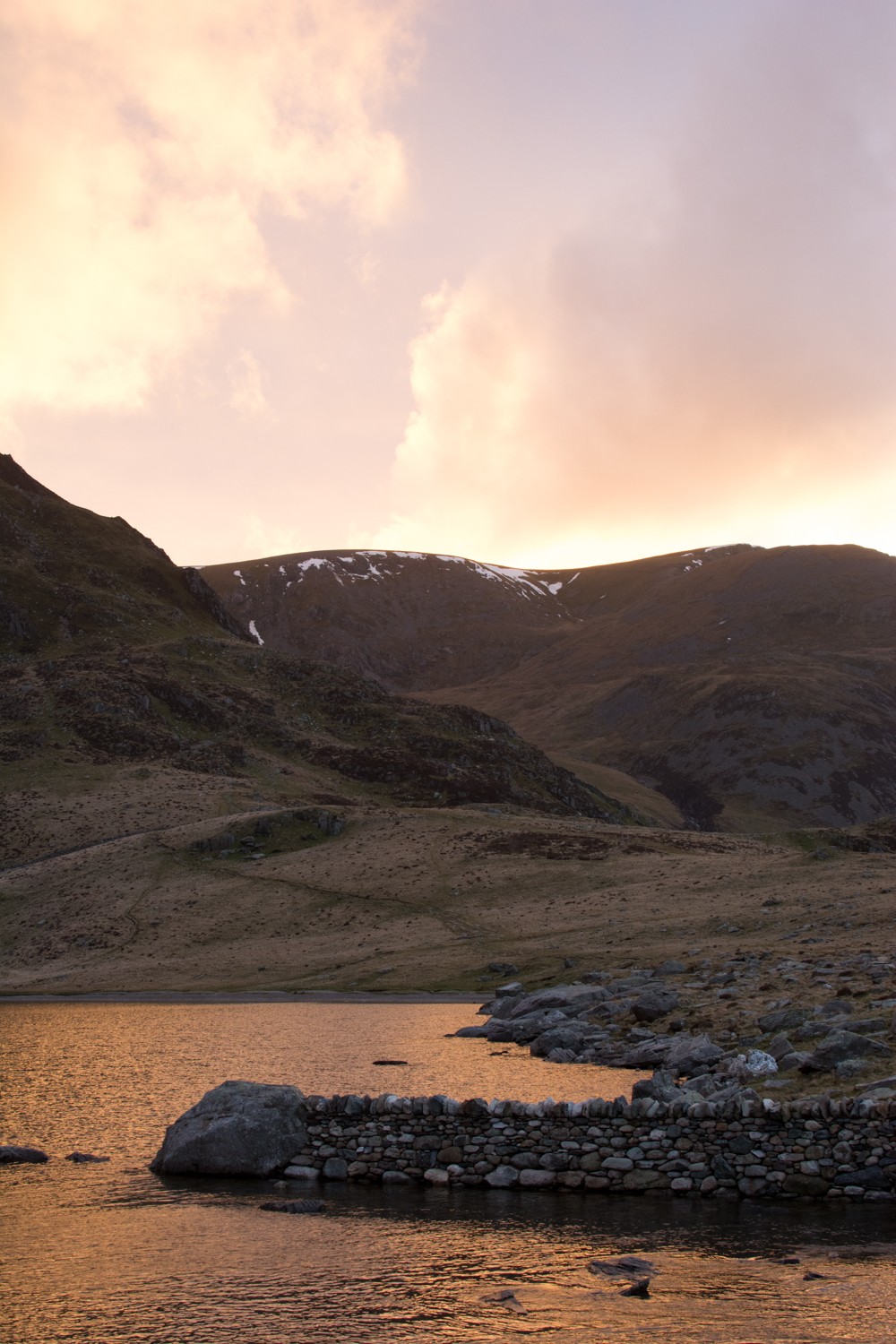 North Wales Snowdonia Photo Diary devils kitchen tryfan