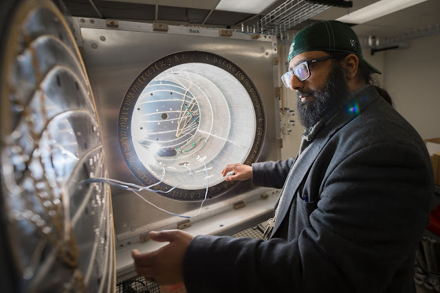 Physicists examine the antimatter puzzle