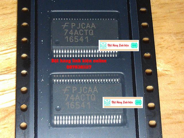 IC 74ACTQ16541SSCX Điện tử