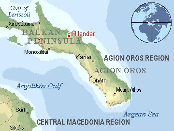 hilandar mapa Per@ Travel: HILANDAR hilandar mapa
