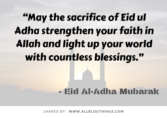 Eid Al-Adha 2020: Eid Mubarak Messages (images free download)