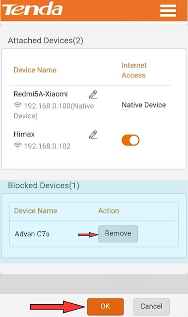 Cara Blokir Pengguna Wifi : blokir, pengguna, Memblokir, Melepas, Blokiran, Pengguna, Tenda, Admin